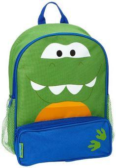 Amazon.com: Stephen Joseph Boys 2-7 Sidekick Backpack, Dino, One Size: Clothing