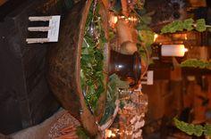 Barn Reception Food Table