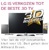 4 out of 5 consumers preffer LG 3D TV's