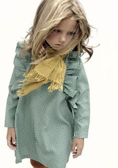 autumn outfits, ruffl, color combos, little girl outfits, kids fashion, dress