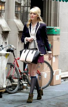 The Daily Audrey: Amazingly Cool Style: Gwen Stacy