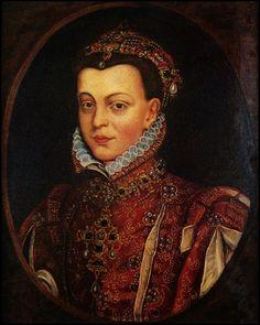 Katarina Jagellonica (Jagello), lived 1526-1583