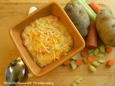 Cheesy Potato Soup!