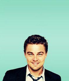 The oh-so-charming Leonardo DiCaprio.