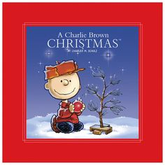 A Charlie Brown Christmas, Deluxe Edition Book!