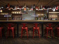 Generator Hostel London  #hostel #London #Holiday #Traveling #design #bar