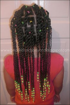 How to- sister/rope twists