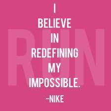 Run, live, BE!