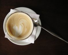 A healthier pumpkin latte from Alison sweeney