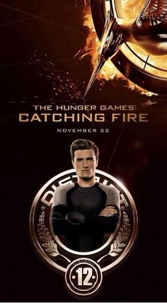 New Catching Fire poster!!!!!!!