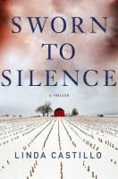 "Sworn to Silence by Linda Castillo- In Painters Mill, Ohio, the Amish and ""English"" residents have lived side by side for two centuries. But sixteen years ago, a series of brutal murders shattered the peaceful farming community. A young Amish girl named Kate Burkholder survived the terror of the Slaughterhouse Killer . . . but ultimately decided to leave her community.  She's certain she's come to terms with her past—until the first body is discovered in a snowy field."