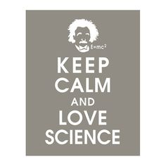 Keep Calm and Love Science, 11x14 Print  (featured in Gravel) Buy 3 get 1 FREE  Keep Calm Art Keep Calm Poster on Etsy, $14.95