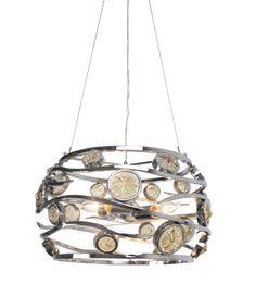 Varaluz 210P03 Swank 18 Inch Ceiling Pendant #EarthDayPinaway