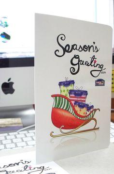diseños tarjetas navidad 24 - Frogx.Three