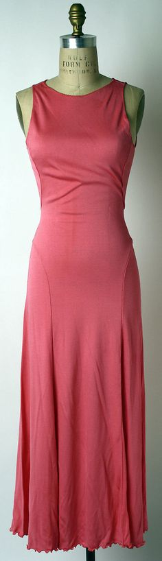 Dress, Attributed to Stephen Burrows, late 1970s, American, rayon