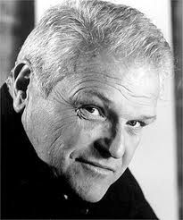 Brian Dennehy, American actor of film, stage, and screen. (Columbia University)