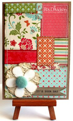 Got Scraps? Stampin' Up Card
