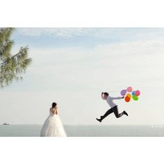 #wedding #inspirations #photography #Bride #Groom #Prewedding #Funky