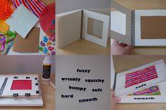 DIY Tactile book