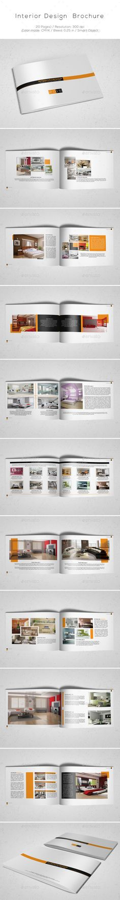 "Interior Design Brochure Template <a class=""pintag"" href=""/explore/design"" title=""#design explore Pinterest"">#design</a> Download: <a href=""http://graphicriver.net/item/interior-design-brochure-/9854911?ref=ksioks"" rel=""nofollow"" target=""_blank"">graphicriver.net/...</a>"