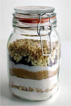 Cookies In A Jar: Cranberry Hootycreeks