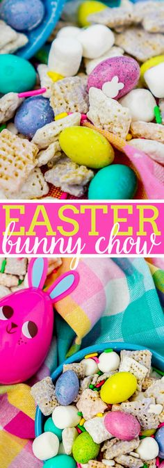Easter Bunny Chow Re