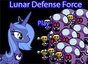 My Little Pony Lunar Defense Force
