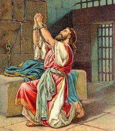 Bible OT -King Manasseh's Dungeon Prayer
