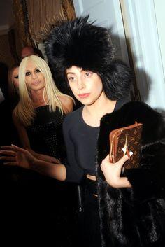 Lady Gaga, 2012.