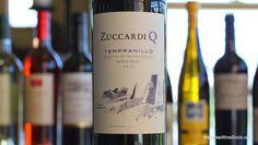 The Reverse Wine Snob: Zuccardi Q Tempranillo 2011 - An Eye Opener. Mendoza channels a little Ribera Del Duero.  http://www.reversewinesnob.com/2014/10/zuccardi-q-tempranillo.html #wine #winelover