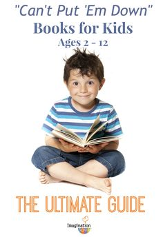 Find books your kids will LOVE --> free directory of irresistible books by interest and age.