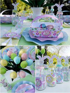 Easter Bunny Drinks Bottles - So cute!!