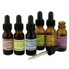 Place to order all natural food dyes
