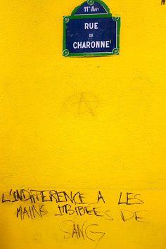 rue de Charonne - Paris 11e