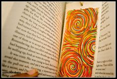 Bookmark by rosemilkinabottle, via Flickr