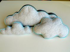 Cloud Pillows/Etsy