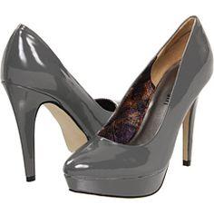 bridesmaid heel, bridesmaids, fashion, gray heels, style, madden girl, girl uno, pumps, bridesmaid shoes