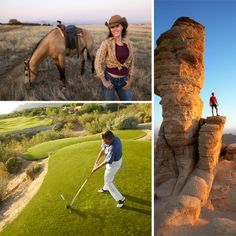 Arizona's Southern region offers some of the most exciting outdoor adventures imaginable. From a round of golf, to a challenging rock climb, to a complete Dude Ranch experience, you'll find endless opportunities for fun.