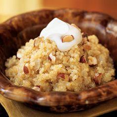 Superfood: Quinoa  | Superfood: Quinoa | MyRecipes.com