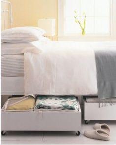 Easy Household Organization Tips Part III | The Bedroom #organization