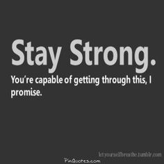 #strong #stay