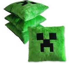 ems 20 minecraft pc juego de enredadera de almohada de algodón de felpa almohada minecraft