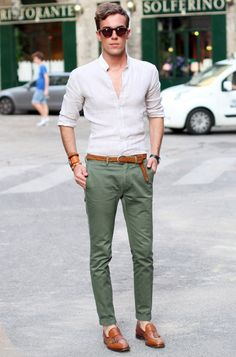 classy men's fashion | Mens Fashion 198x300 Summer Style: 5 Items of Clothing Every Classy ...