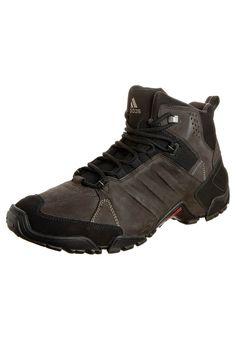adidas Performance  GERLOS MID - Hiking shoes - black