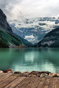 Lake Louise By: Edwin van Buuringen (www.flickr.com/...)