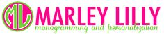 Monogrammed Gifts | Personalized Wedding Gifts | Marley Lilly