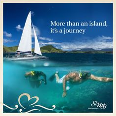 """More than an island, it's a journey."" St. Kitts  #SandorCity Contest"