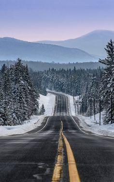 The Adirondacks.. Blue Mountain, NY.