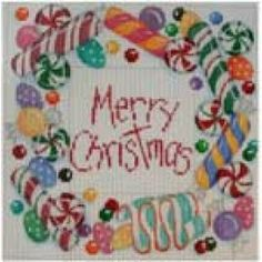 Merry Christmas Candy