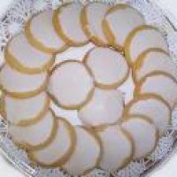 Ham N Goody's lemon cookie recipe, always handy.